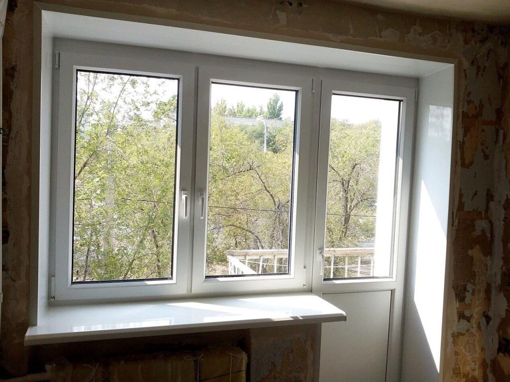окна с откосами в картинках нашей информации