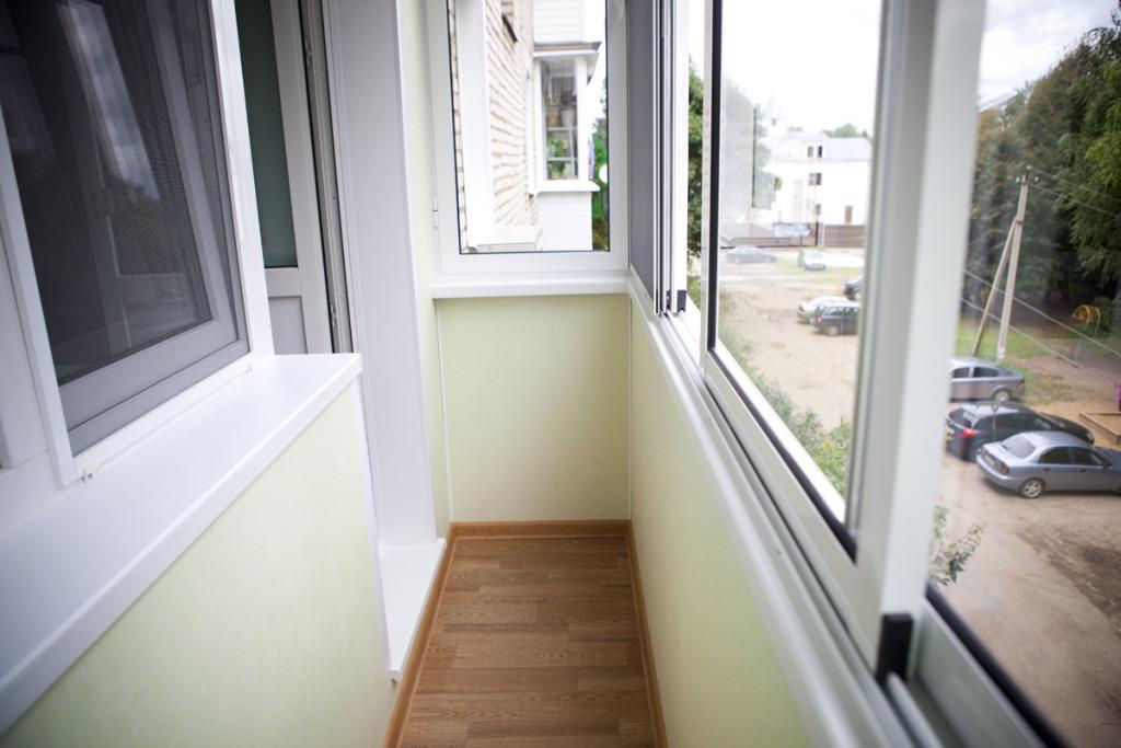 Дизайн балкона 2 кв.м