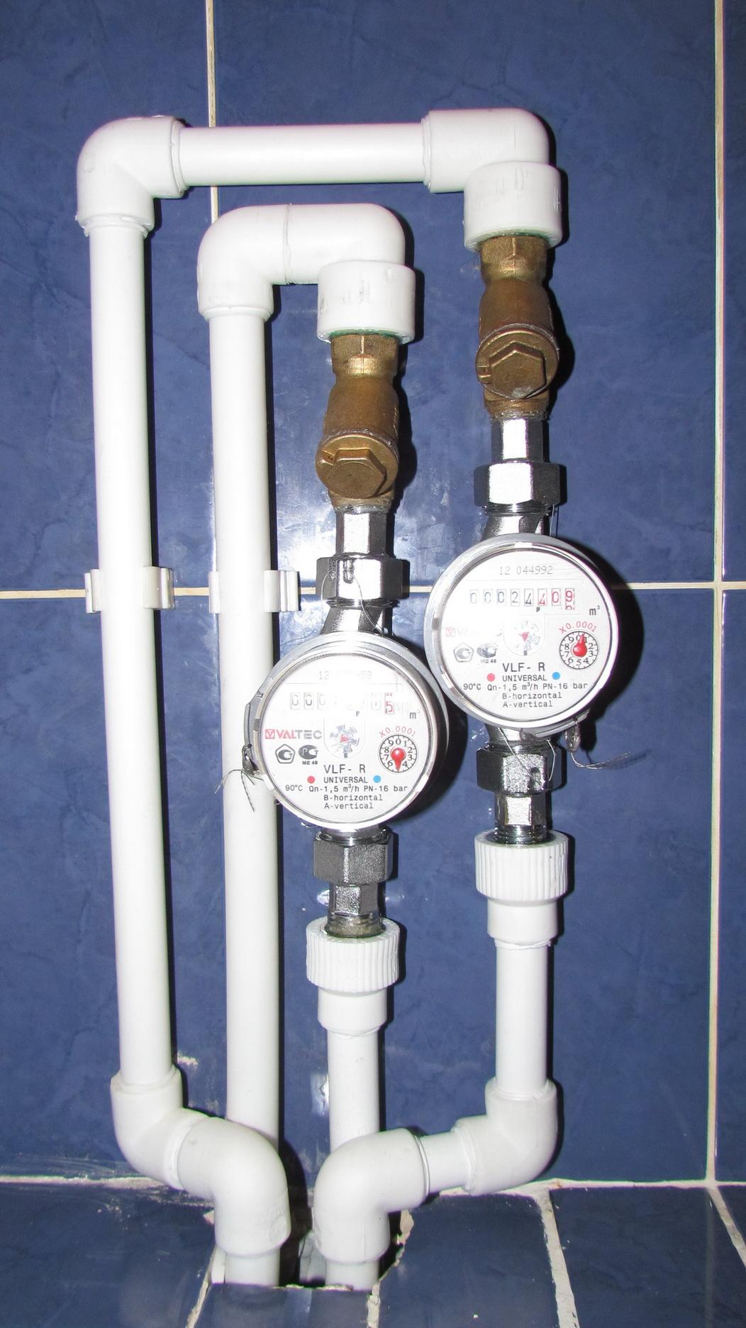 -воды-установка