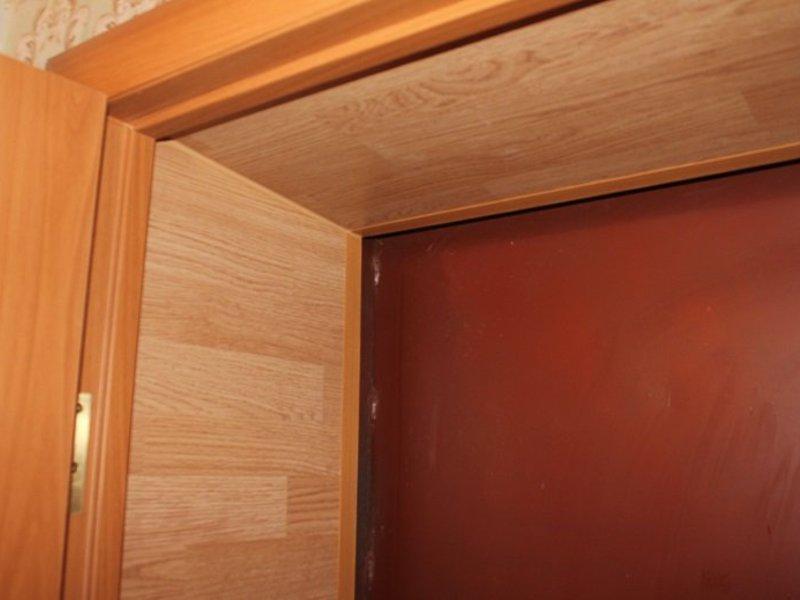 Как правильно сделать косяк для двери