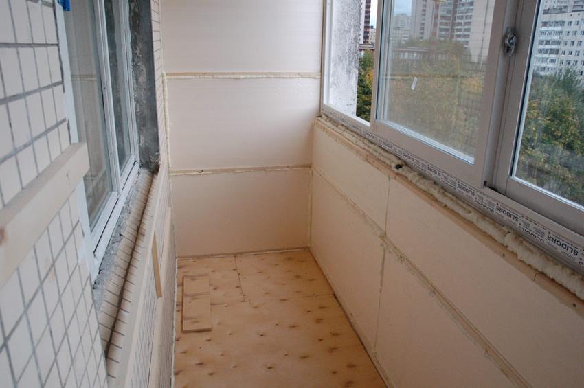 Как отремонтировать балкон идеи