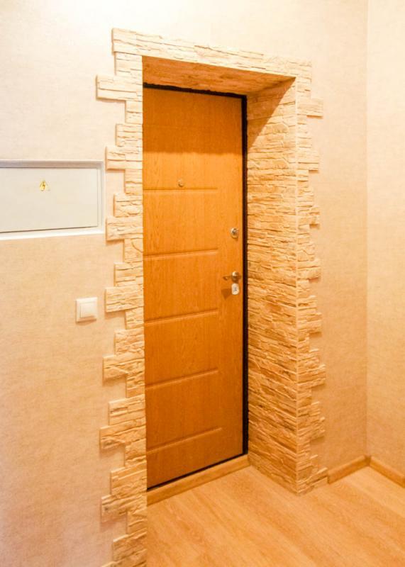 Откосы из декоративного камня - РИЦ Профессионал