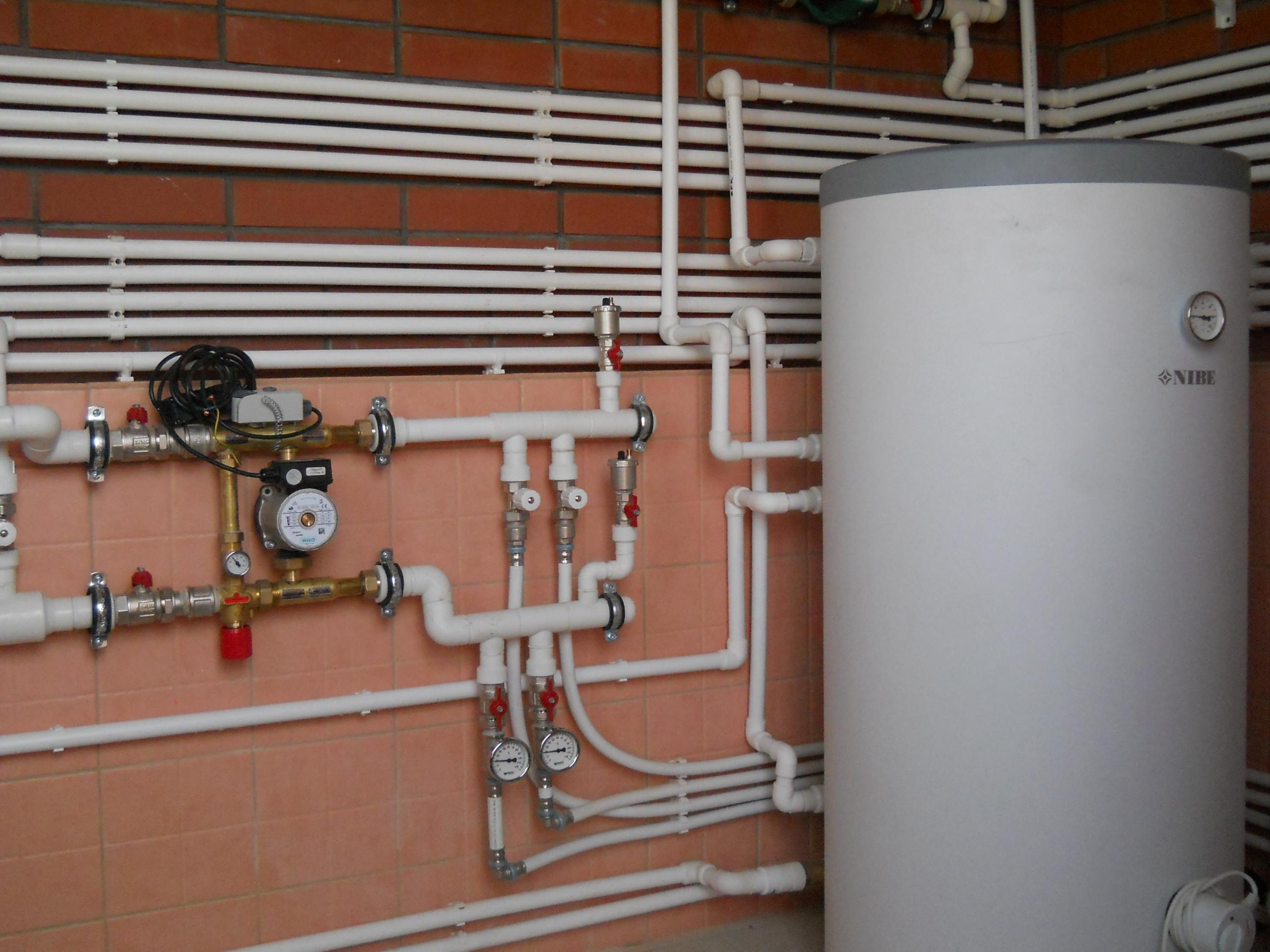 Водопровод отопление своими руками