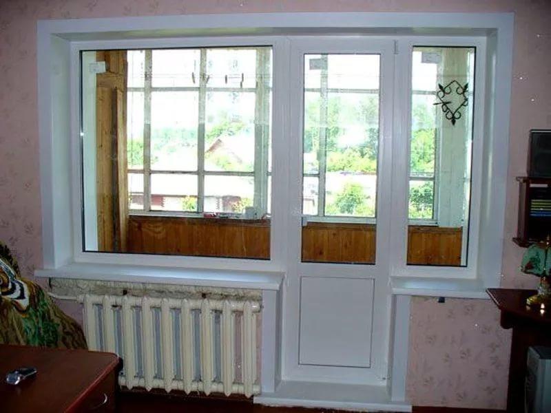 -балконной-двери