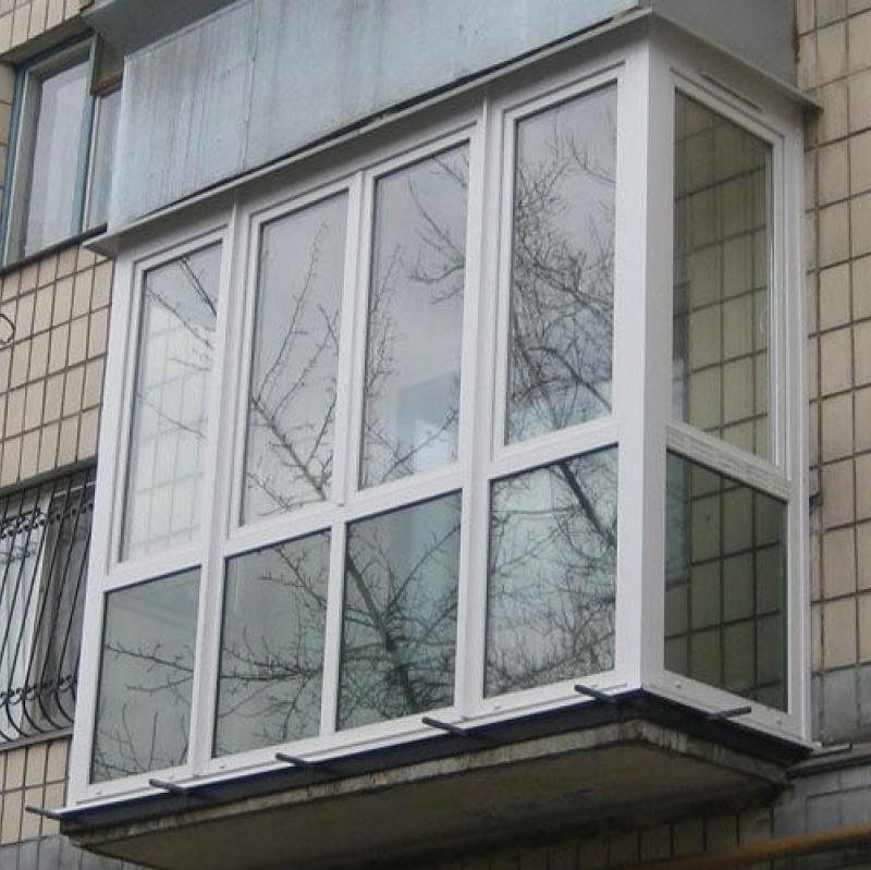 Окна, балконы под ключ, увеличение балконов - прочие строите.