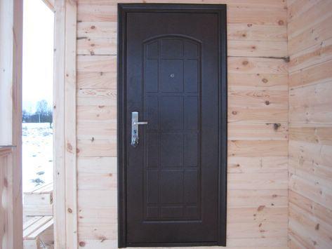 -входной-двери-на-даче