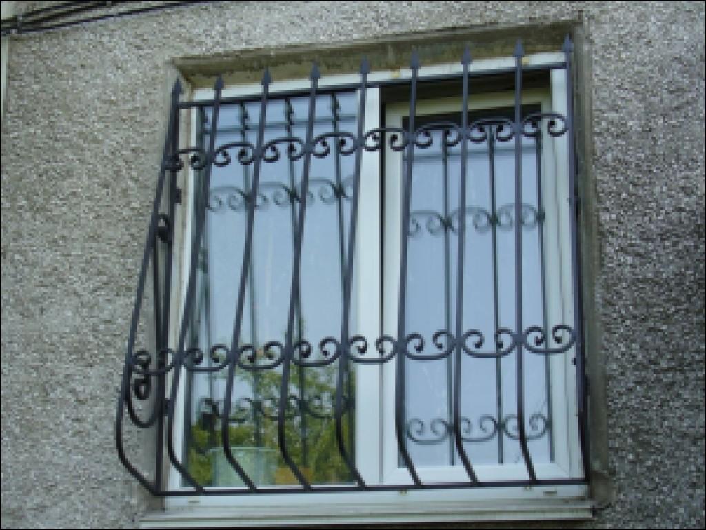 металлическая решетка на окна цены москва