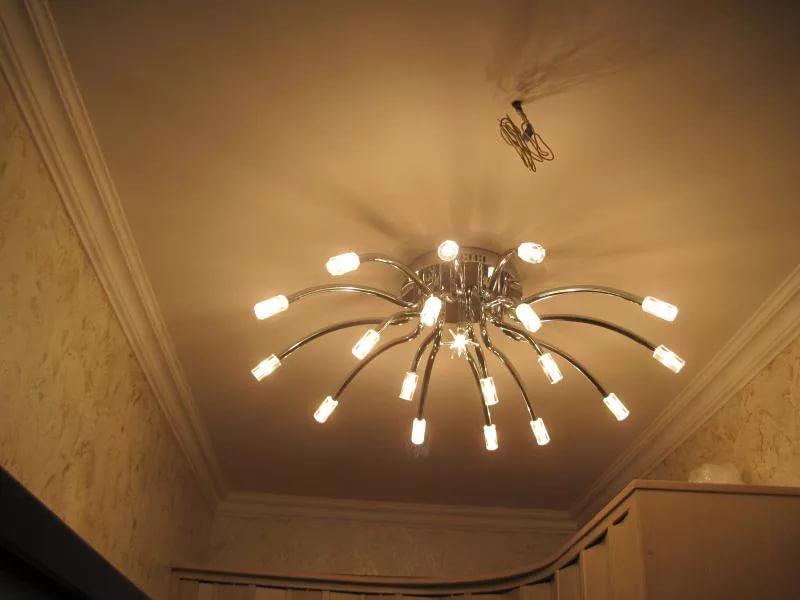 -люстры-на-потолок
