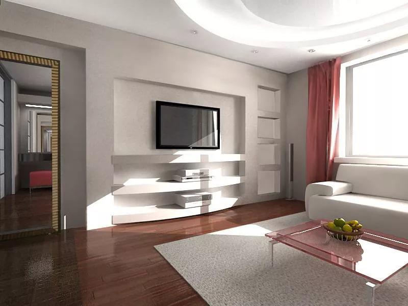 -и-отделка-гостиной
