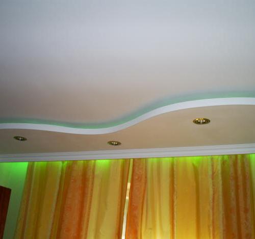 -гипсокартонного-потолка